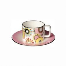 Richard Ginori Missoni Margherita Tea Saucer